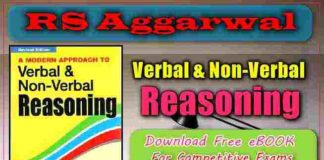 Rs Aggarwal Reasoning Pdf Ebook In Hindi Archives Wifi Gyan