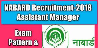 NABARD Assistant Manager Group-A, Exam Pattern and Syllabus