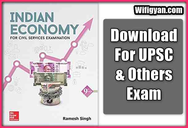 Download Indian Economy 9th and 7th Edition by Ramesh Singh
