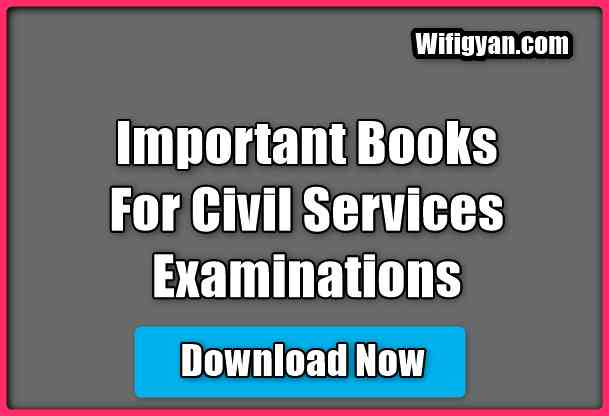 Important Books for IAS Exam, Aspirants Must Read It