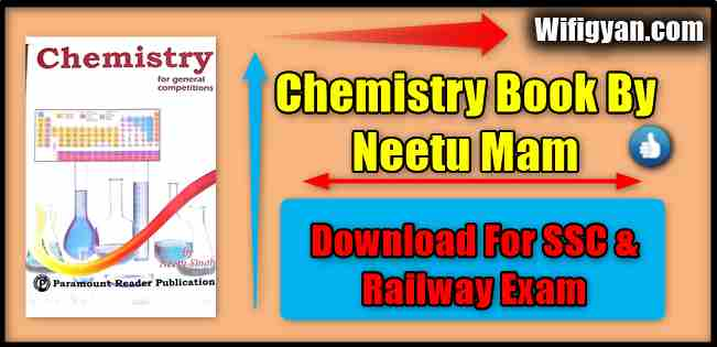 Chemistry Book Pdf By Neetu Mam, Paramount Publication Download