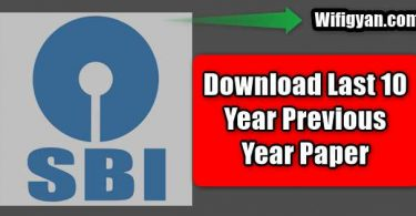 SBI PO Last 10 Year Question Paper Free Pdf Download