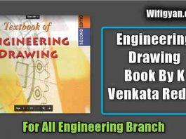 Engineering Drawing Book By K Venkata Reddy, Pdf Download