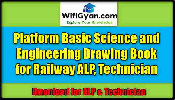 Platform Basic Science and Engineering Drawing Book