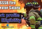DSSSB Fire Operator Salary, Work profile and Eligibility