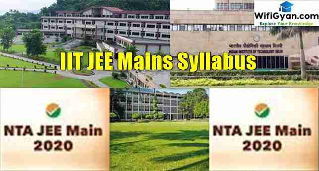 Indian Institute of Technology conducts the Joint Entrance Examination to select the candidates in the Engineering College. To get selected in India's best Engineering Colleges, One will have to clear the JEE Mains Exam and JEE Advance exam
