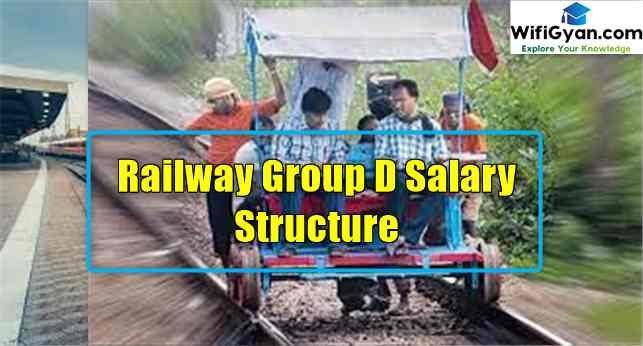 Railway Group D Salary Structure